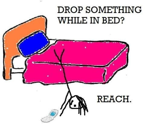 drop-while-in-bed