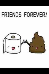 Poop and Toilet Paper
